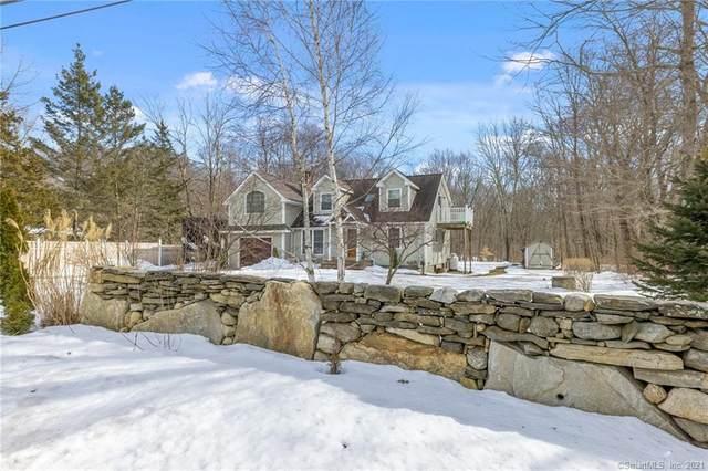 254 Bozrah Street, Bozrah, CT 06334 (MLS #170375971) :: Spectrum Real Estate Consultants