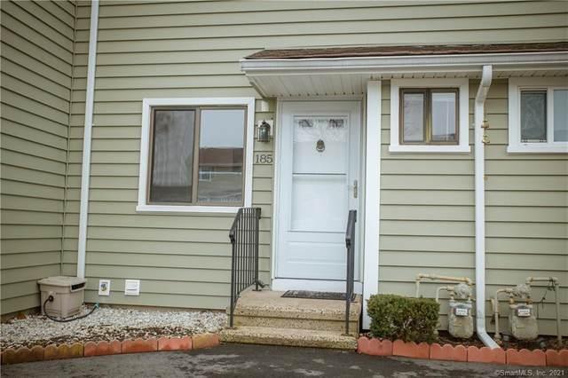 185 Monticello Drive #185, Branford, CT 06405 (MLS #170375989) :: Around Town Real Estate Team