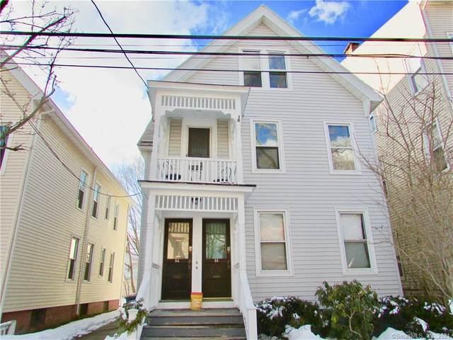 86 Mechanic Street, New Haven, CT 06511 (MLS #170376008) :: Tim Dent Real Estate Group