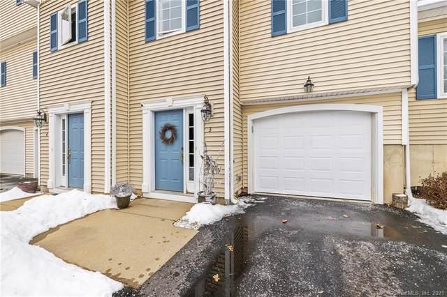 1158 Hartford Turnpike #3, Vernon, CT 06066 (MLS #170376025) :: Tim Dent Real Estate Group