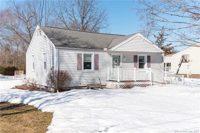 20 Whitlock Avenue, Southington, CT 06479 (MLS #170376037) :: Tim Dent Real Estate Group