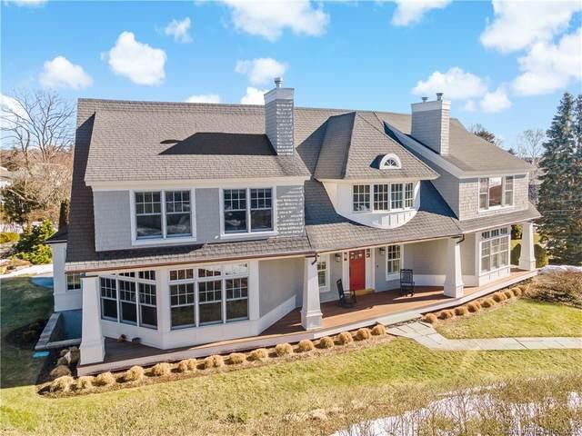 1 Yowago Avenue, Branford, CT 06405 (MLS #170376068) :: Spectrum Real Estate Consultants