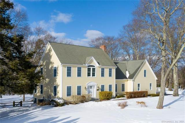 58 Anderson Road, Pomfret, CT 06259 (MLS #170376070) :: Tim Dent Real Estate Group