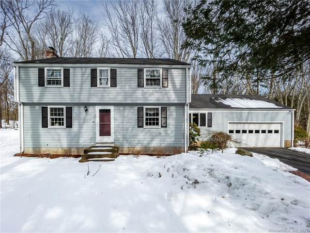 45 Farmstead Road, Mansfield, CT 06268 (MLS #170376110) :: Tim Dent Real Estate Group