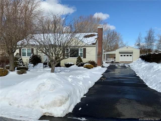 95 Alden Street, New Britain, CT 06053 (MLS #170376115) :: Around Town Real Estate Team