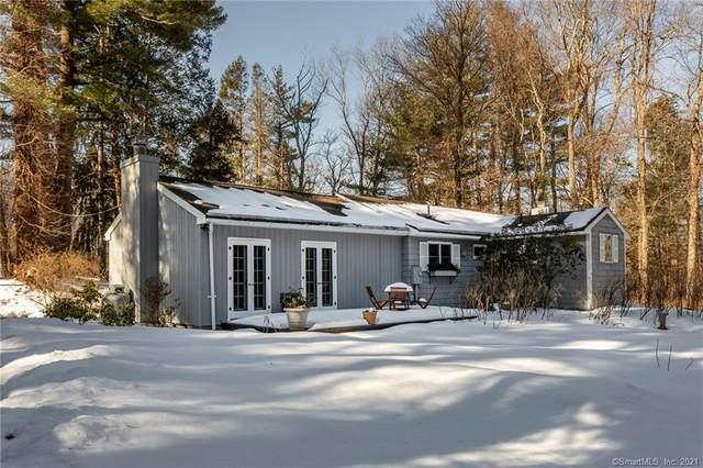 45 South Street, Washington, CT 06793 (MLS #170376135) :: Forever Homes Real Estate, LLC
