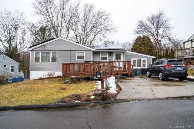 163 Rangely Street, West Haven, CT 06516 (MLS #170376138) :: Around Town Real Estate Team