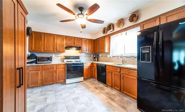 140 Thompson Street 5E, East Haven, CT 06513 (MLS #170376160) :: Around Town Real Estate Team