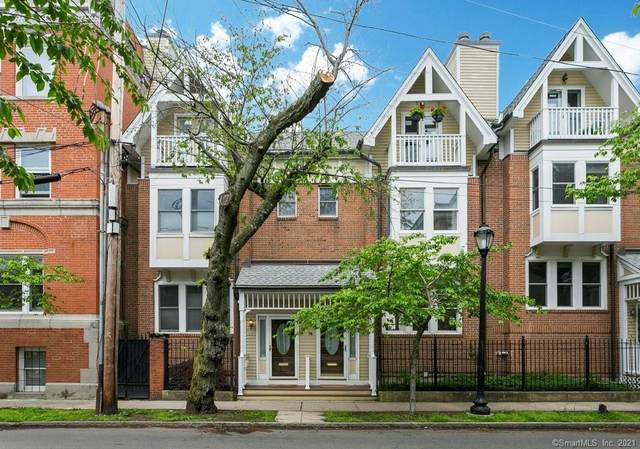 12 Hughes Place T-1, New Haven, CT 06511 (MLS #170376197) :: Carbutti & Co Realtors