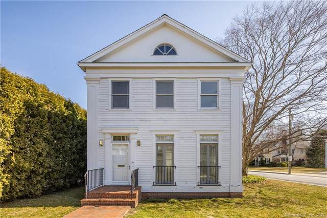 136 South Avenue, New Canaan, CT 06840 (MLS #170376203) :: Around Town Real Estate Team