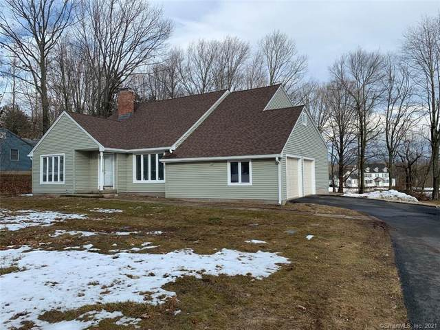 312 Back Lane, Wethersfield, CT 06109 (MLS #170376280) :: Around Town Real Estate Team