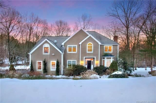 350 Chestnut Hill Road, Norwalk, CT 06851 (MLS #170376281) :: Tim Dent Real Estate Group