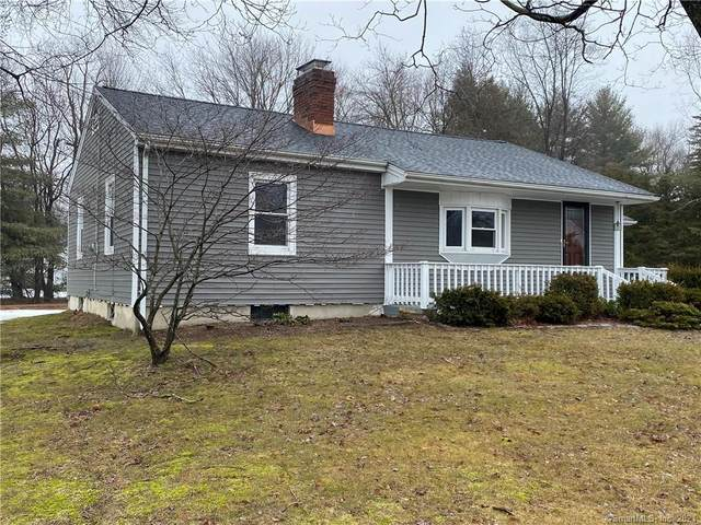 90 Strong Road, South Windsor, CT 06074 (MLS #170376282) :: Hergenrother Realty Group Connecticut