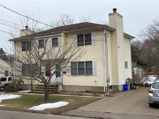 27 Cherry Street, Branford, CT 06405 (MLS #170376332) :: Around Town Real Estate Team