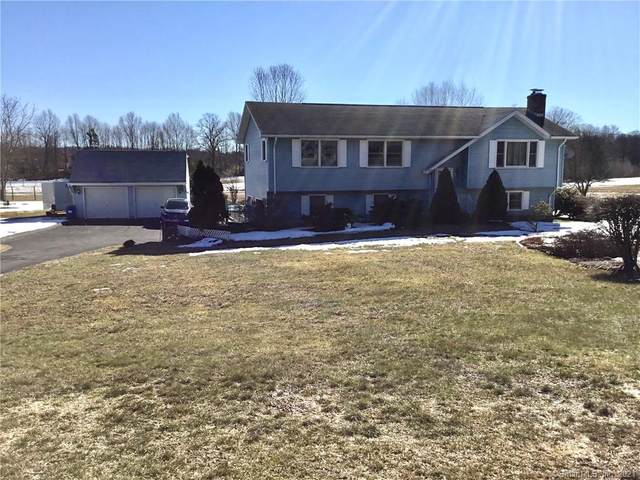 114 Tromley Road, East Windsor, CT 06088 (MLS #170376334) :: Around Town Real Estate Team