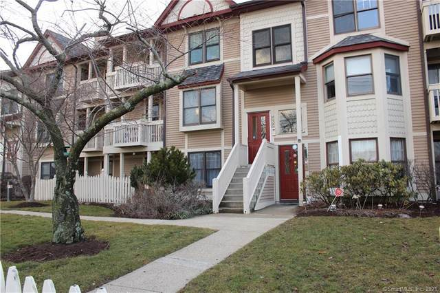 154 Front Street #154, New Haven, CT 06513 (MLS #170376382) :: Tim Dent Real Estate Group