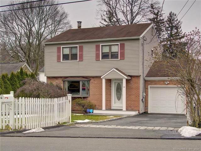14 Lockwood Lane, Norwalk, CT 06851 (MLS #170376399) :: Tim Dent Real Estate Group