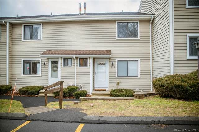 384 Monticello Drive #384, Branford, CT 06405 (MLS #170376453) :: Forever Homes Real Estate, LLC