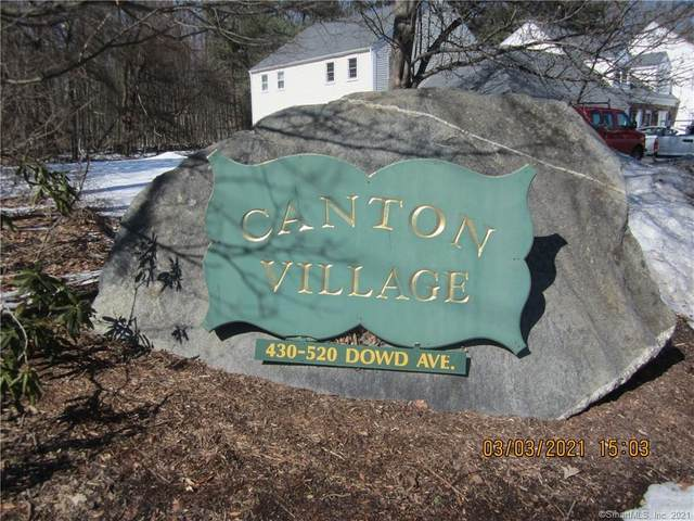 509 Dowd Avenue #509, Canton, CT 06019 (MLS #170376462) :: Team Phoenix