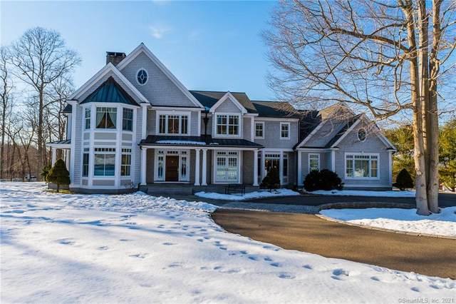 3 Oak Hill Terrace, Haddam, CT 06438 (MLS #170376477) :: Tim Dent Real Estate Group