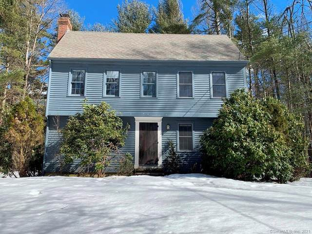 58 Blair Road, Willington, CT 06279 (MLS #170376512) :: Anytime Realty