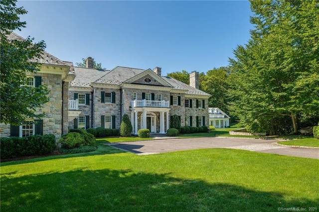 96 Conyers Farm Drive, Greenwich, CT 06831 (MLS #170376543) :: Spectrum Real Estate Consultants