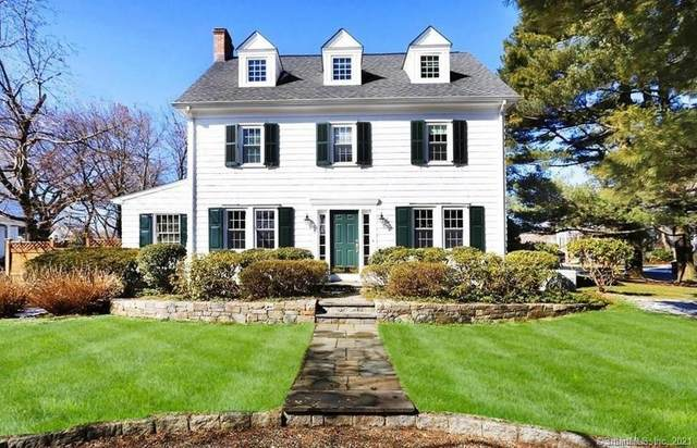 12 Dorchester Lane, Greenwich, CT 06878 (MLS #170376627) :: Kendall Group Real Estate | Keller Williams