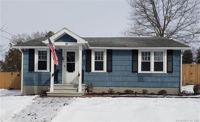 16 Northern Trail, Southbury, CT 06488 (MLS #170376633) :: Around Town Real Estate Team