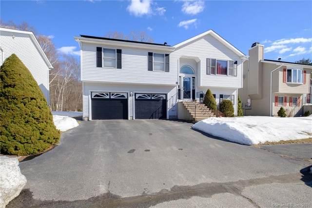 40 Laurie Place, Waterbury, CT 06704 (MLS #170376636) :: Spectrum Real Estate Consultants