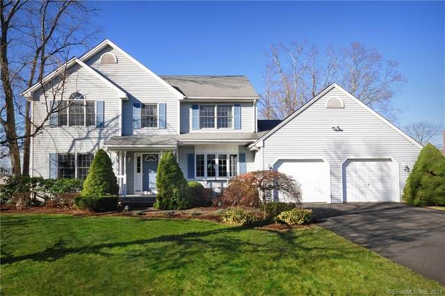 7 Stonewall Court, Newington, CT 06111 (MLS #170376643) :: Team Phoenix