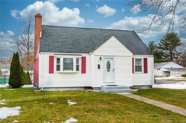 140 Childs Street, New Britain, CT 06051 (MLS #170376680) :: Team Phoenix