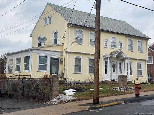 94 Branford Street, Hartford, CT 06112 (MLS #170376722) :: Spectrum Real Estate Consultants