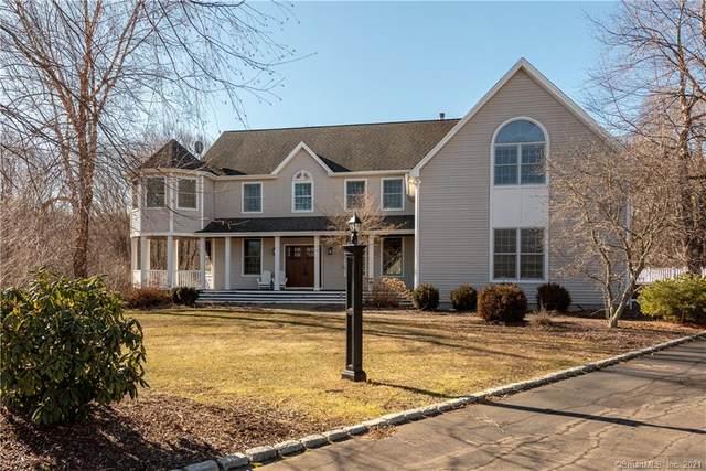 134 Hoyt Lane, Guilford, CT 06437 (MLS #170376792) :: Around Town Real Estate Team