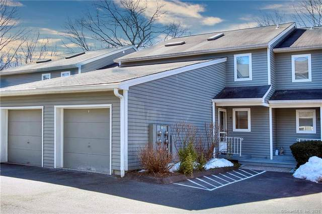 87 Glen Side #87, Wilton, CT 06897 (MLS #170376822) :: Sunset Creek Realty