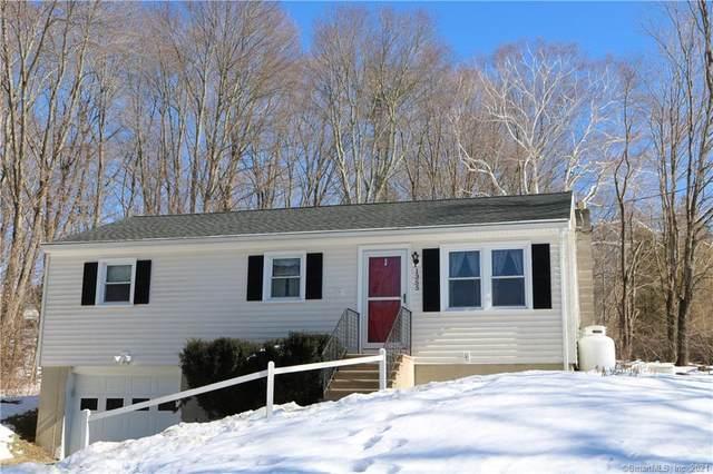 1355 Bantam Road, Litchfield, CT 06750 (MLS #170376831) :: Spectrum Real Estate Consultants