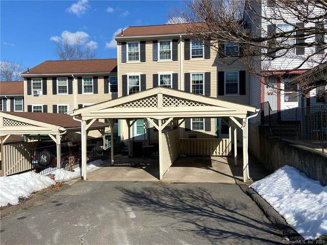 110 Rising Trail Drive #110, Middletown, CT 06457 (MLS #170376849) :: Tim Dent Real Estate Group