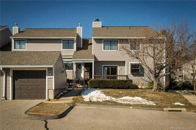 1208 Mill Pond Drive #1208, South Windsor, CT 06074 (MLS #170376878) :: Anytime Realty