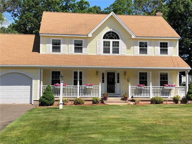 29 Maiden Lane, Bristol, CT 06010 (MLS #170376918) :: Hergenrother Realty Group Connecticut