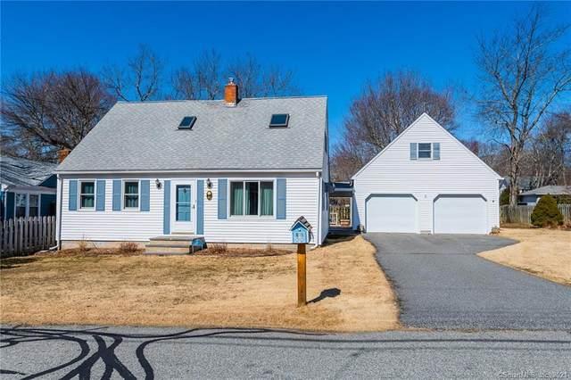 61 Indianola Road, East Lyme, CT 06357 (MLS #170376942) :: Tim Dent Real Estate Group