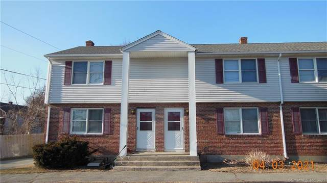 358 E Main Street #29, Griswold, CT 06351 (MLS #170376953) :: Around Town Real Estate Team