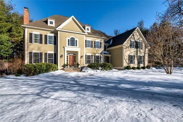 1 Whitney Lane, Simsbury, CT 06092 (MLS #170376962) :: Tim Dent Real Estate Group