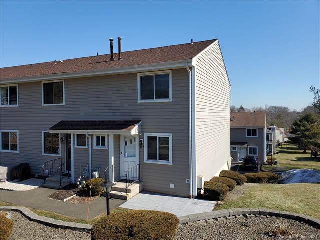 144 Monticello Drive #144, Branford, CT 06405 (MLS #170377000) :: Forever Homes Real Estate, LLC
