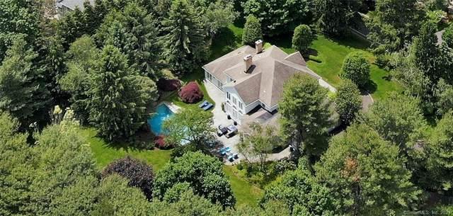 40 Pear Tree Point Road, Darien, CT 06820 (MLS #170377003) :: Spectrum Real Estate Consultants