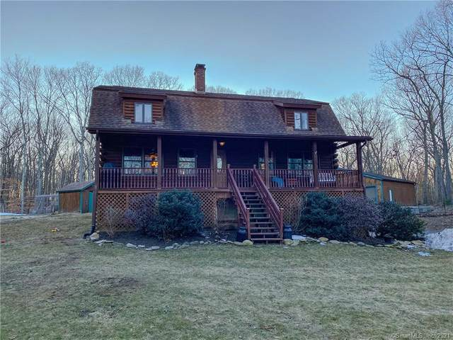86 Eager Road, Franklin, CT 06254 (MLS #170377051) :: Next Level Group