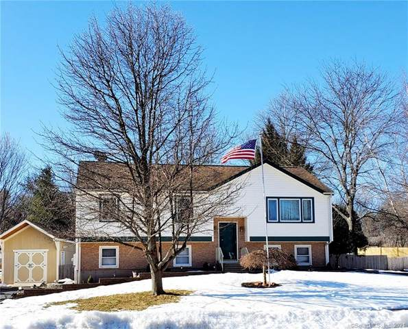 77 Daisy Circle, Bristol, CT 06010 (MLS #170377082) :: Around Town Real Estate Team