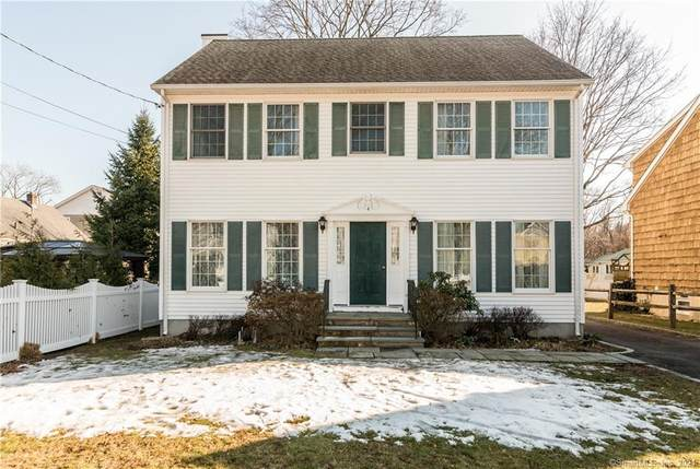 4 Rex Street, Greenwich, CT 06831 (MLS #170377088) :: Forever Homes Real Estate, LLC