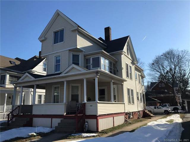 100 Lincoln Street, New Britain, CT 06052 (MLS #170377099) :: Around Town Real Estate Team