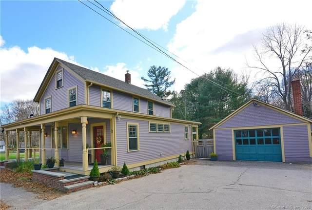 12 Putnam Road, Pomfret, CT 06259 (MLS #170377101) :: Tim Dent Real Estate Group