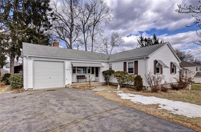 63 Crest Street, Wethersfield, CT 06109 (MLS #170377104) :: Hergenrother Realty Group Connecticut
