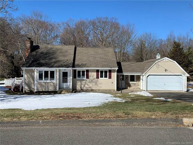45 Old Green Road, Trumbull, CT 06611 (MLS #170377114) :: Spectrum Real Estate Consultants